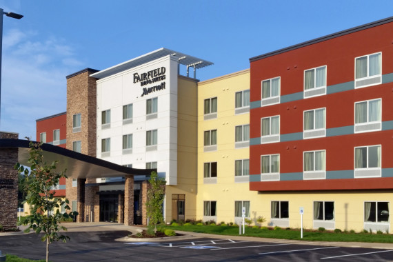 Fairfield Inn - Decorah, IA - 073555 2