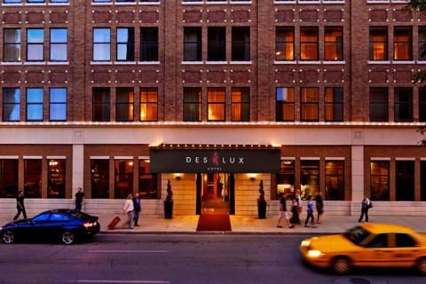 Des Lux Hotel - Des Moines, IA